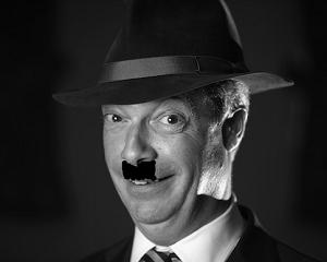 how to grow a hitler mustache